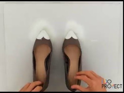 Cómo pintar y cambiar el look de unos zapatos  - TruquiconsejoDIY de I DO PROYECT