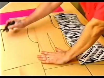Hermenegildo Zampar - Transformación de vestido