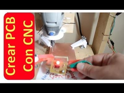 ✅ Todos los pasos y trucos para crear PCB con la CNC #9