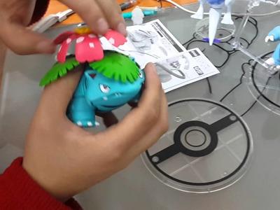 Unboxing de Blastoise y Venusaur Bandai D-Arts