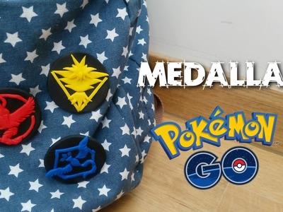 Cómo hacer  medallas de Pokémon Go  |  DoitMery