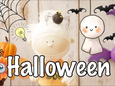Decoración para Halloween  Pasta Flexible