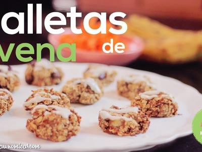 GALLETAS NAVIDEÑAS DE 2 INGREDIENTES!! - Receta VEGANA, sin gluten!