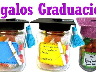 Regalos o recuerdos para Graduaciones - Manualidades de Lina