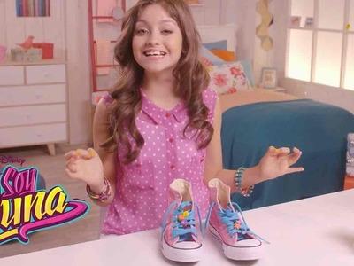 Soy Luna DIY – Zapatos personalizados