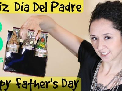 3 Regalos Faciles Para El Día Del Padre - ♥ Andrea ♥ (w. subtitles)