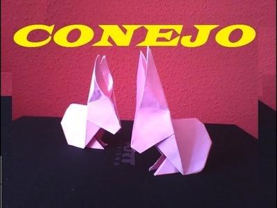 Conejo De Papel [Origami]