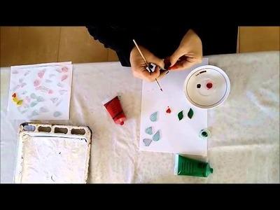 Pendientes y Aretes hechos con CD.  Manualidades con reciclaje - Tips de felicidad