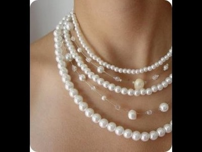 Manualidad de Collar en Perlas- Hogar Tv  por Juan Gonzalo Angel