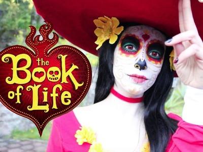 ➾ Maquillaje de Catrina Para Halloween! ✧ (FÁCIL) ✧ Miranda Ibañez