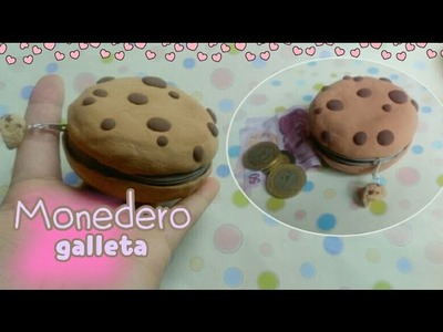 Haz un Monedero galleta de chispas