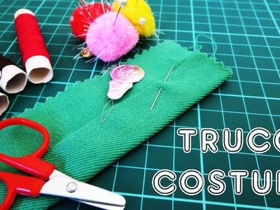 3 trucos para coser a mano | COSER ES FACIL