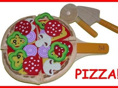 Aprende los nombres de los ingredientes de la Pizza en Inglés!  Inglés para Niños