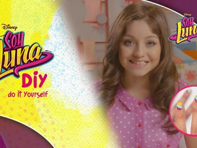 Disney Channel España | Soy Luna - DIY Fashion & Beauty - Especial Naíl Art 1.2 (Karol Sevilla)