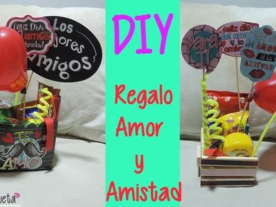 DIY Regalo Amor y Amistad