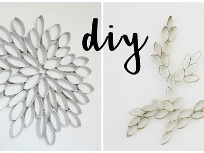 DIY: Reciclaje Creativo (c. rollos de papel higiénico)