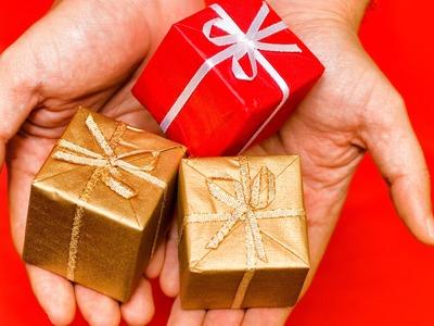 4 Buenas ideas para regalar, hechas a mano - Hazlo tu mismo - DIY