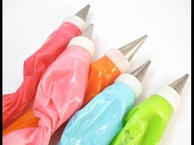Cómo hacer glaseado para decorar tartas (www.racoinfantil.com)
