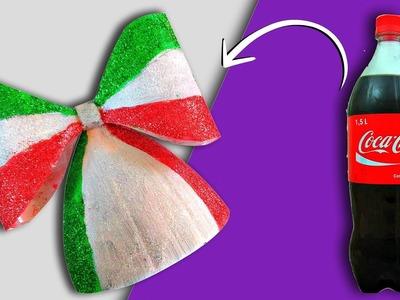✔ Como hacer una campana de BOTELLA DE PLÁSTICO para el 15 de Setiembre - México | M. Ani Crafts