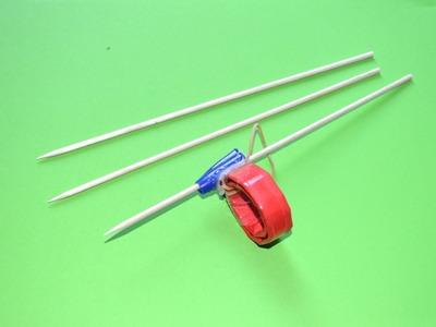 Como hacer una espada de papel - Espada de Kirito - Armas Caseras
