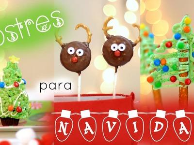 Postres de Navidad ❆☃