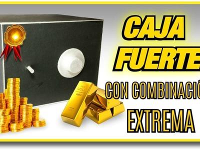 SORPRENDENTE CAJA FUERTE CASERA CREATIVA ORIGINAL FÁCIL | Pablo Inventos