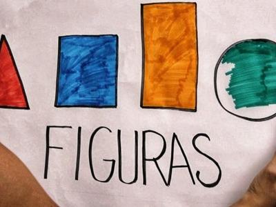 Canciones Infantiles - Canción de las Figuras - Formas y Figuras Para Niños - Aprender cantando #