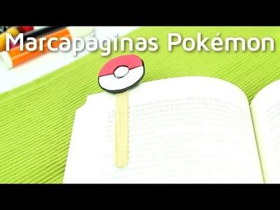 Cómo hacer un marcapáginas inspirado en Pokemon | facilisimo.com