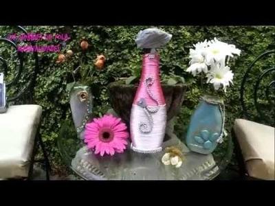 3 ideas de decoración con envases plásticos. Los Hobbies de Yola