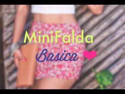 ¿Como hacer una Mini Falda?