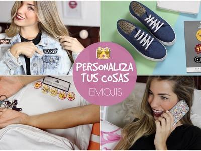 ¡Personaliza y renueva tu ropa! DIY | Natalia Merino