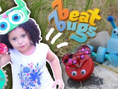 Haz tus propios Insectos para Jugar (Beat Bugs) YA SE VE!