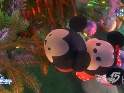 Disney Tsum Tsum - El Arbol de Navidad (HD)