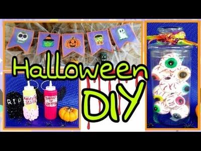 4 DIY para Halloween - Ingenio KD