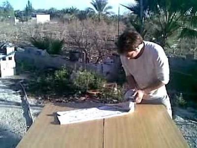 David Paton te enseña a hacer un Sombrero Torero