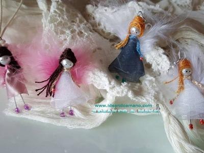 Como hacer muñecas hadas
