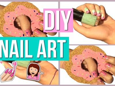 DIY - DECORA TUS UÑAS | Decorate your Nails - | Celeste Lofaro