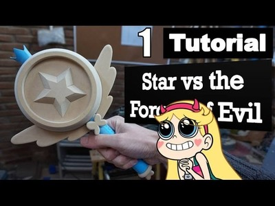 Tutorial Varita Mágica Star vs Forces of Evil ( Parte 1)