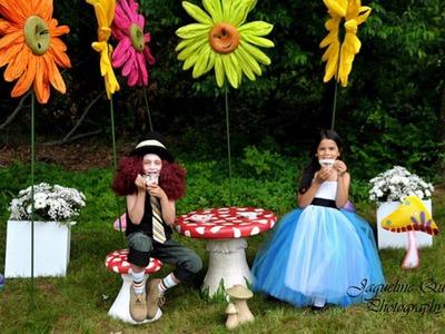 Alicia en el país de las maravillas Ideas decoraciones