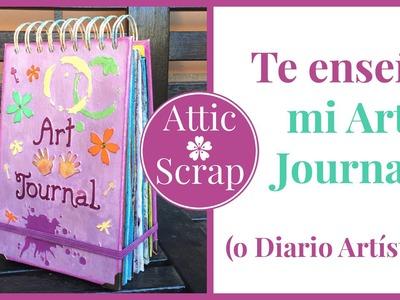 Te enseño mi Art Journal (o Diario Artístico)