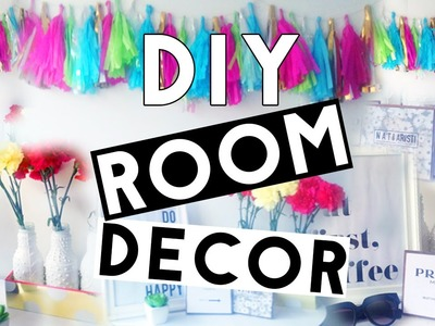 DIY Room decor ♡ | DECORA TU CUARTO | NATI ARISTI