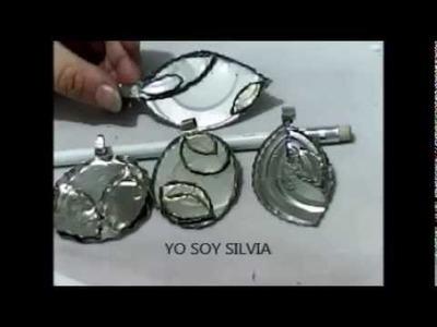 Colgante de latas de aluminio-- des boîtes de suspensions