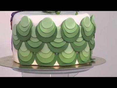 Como texturizar con circulos sobrepuestos - Hogar Tv  por Juan Gonzalo Angel