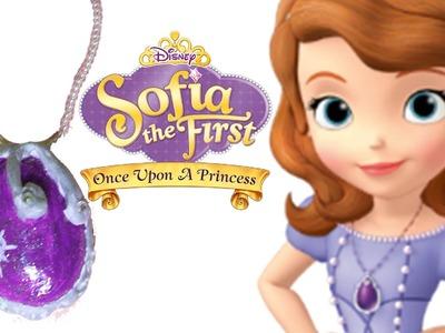 Princesita Sofía | Como Hacer el Amuleto | Disney | Boya Boya Pinta Pinta | Cómo Dibujar