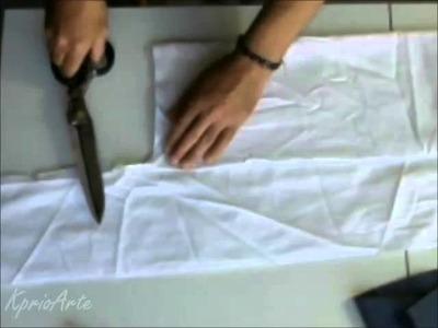 1- Preparación, Pantalón de vestir de hombre