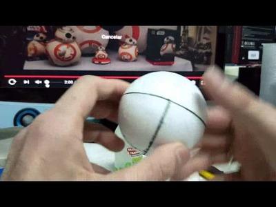 Como hacer tu propio BB8