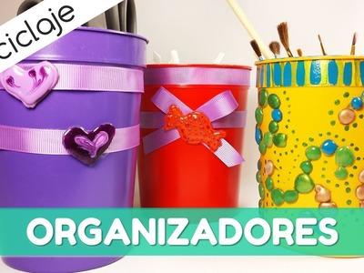 Cómo reciclar envases para organizar en casa | facilisimo.com