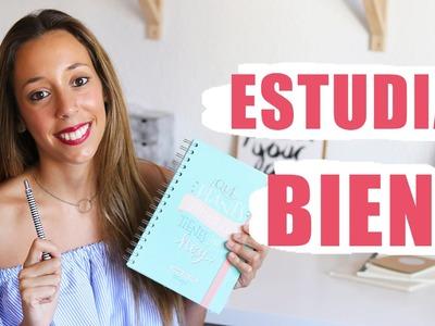 TIPS DEFINITIVOS PARA ESTUDIAR: Apps, trucos, consejos.    Laura Muñoz