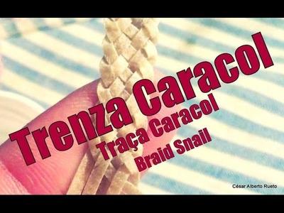 """Trenza Caracol (de 6 cabos)  Braid Snail  """"El Rincón del Soguero"""""""