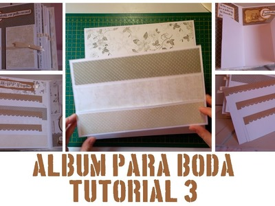 ÁLBUM PASO A PASO: TUTORIAL 3 - PÁGINAS 5 Y 6